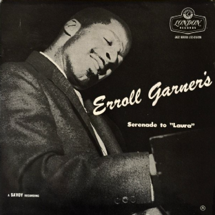 "Erroll Garner ‎– Serenade To ""Laura"" (LP) (EX/G++)"